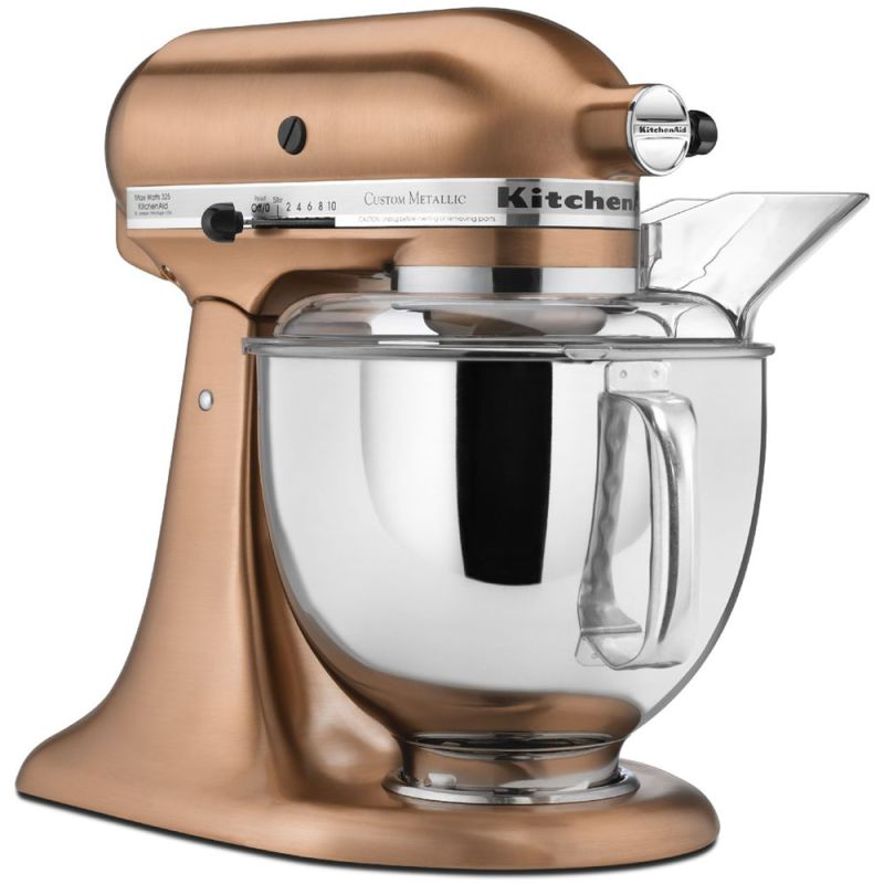 KitchenAid KSM152PS 10 Speed 5 Qt. Stand Mixer with Pouring Shield and Multipurp photo