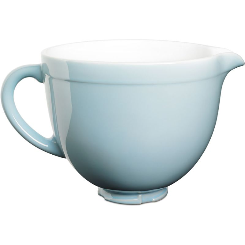 KitchenAid KSMCB5 5 Qt. Ceramic Bowl for use with Stand Mixer photo