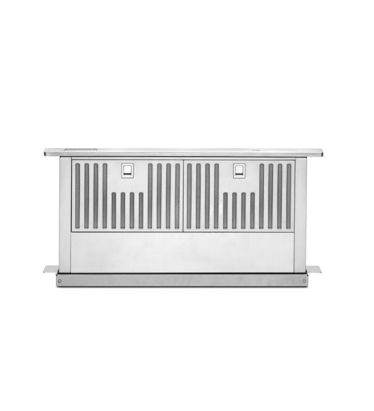 KitchenAid KXD4630Y 600 CFM 30 Inch Wide Retractable Downdraft Range Hood with B photo