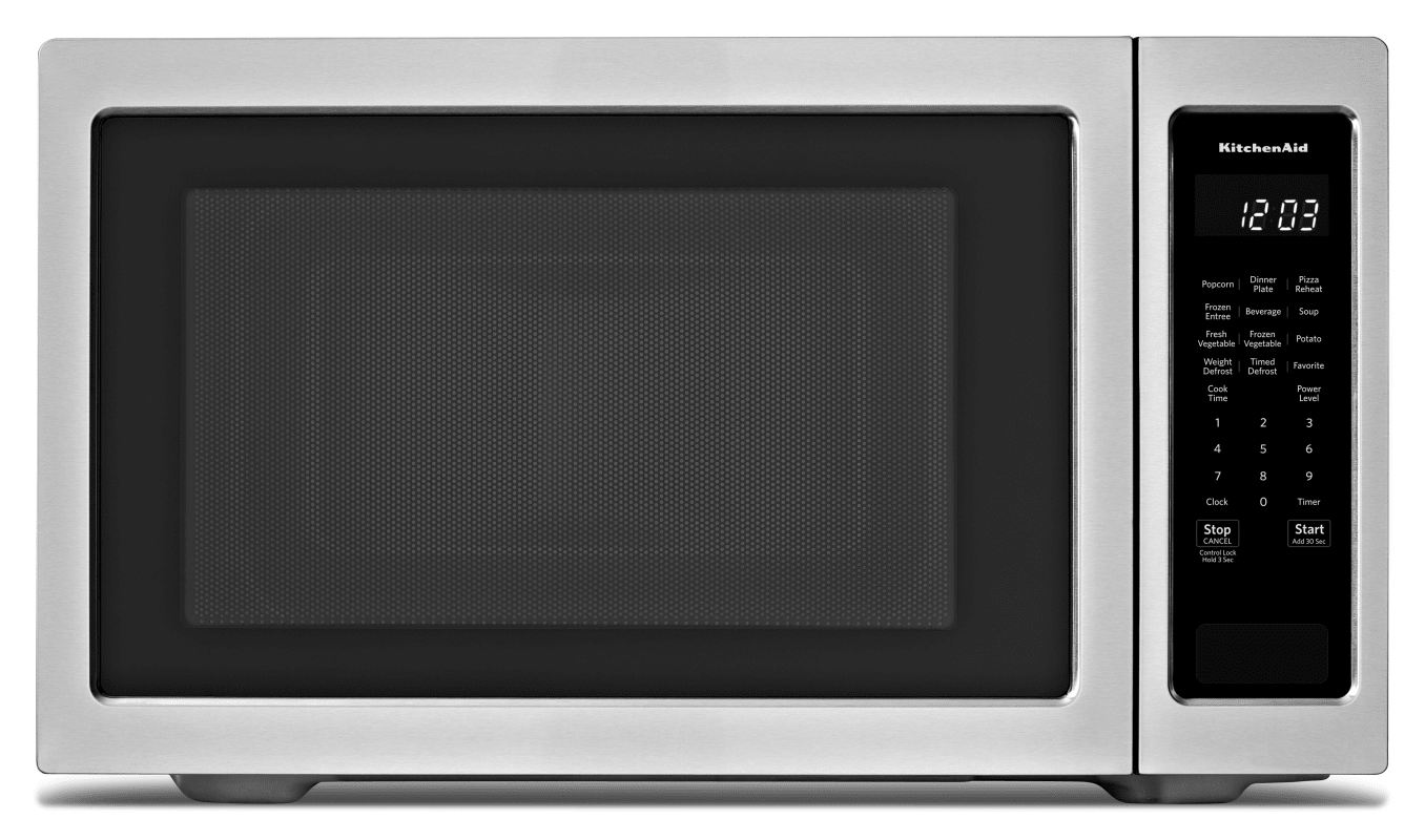 KitchenAid KMCS3022G 24 Inch Wide 2.2 Cu. Ft. 1200 Watt Countertop Microwave photo
