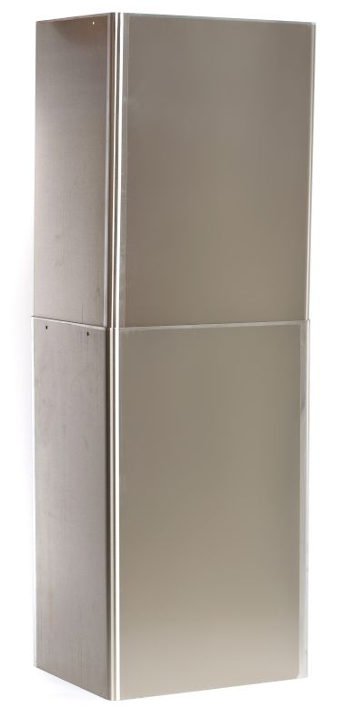 Kobe IS123DC-1 16 Inch High Non-Telescopic Stainless Steel Vented Duct Cover for photo