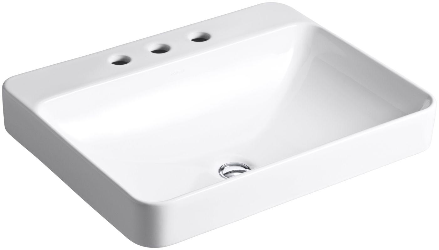 UPC 650531980267 - Kohler K-2660-8-0 White Vox Vox 22\