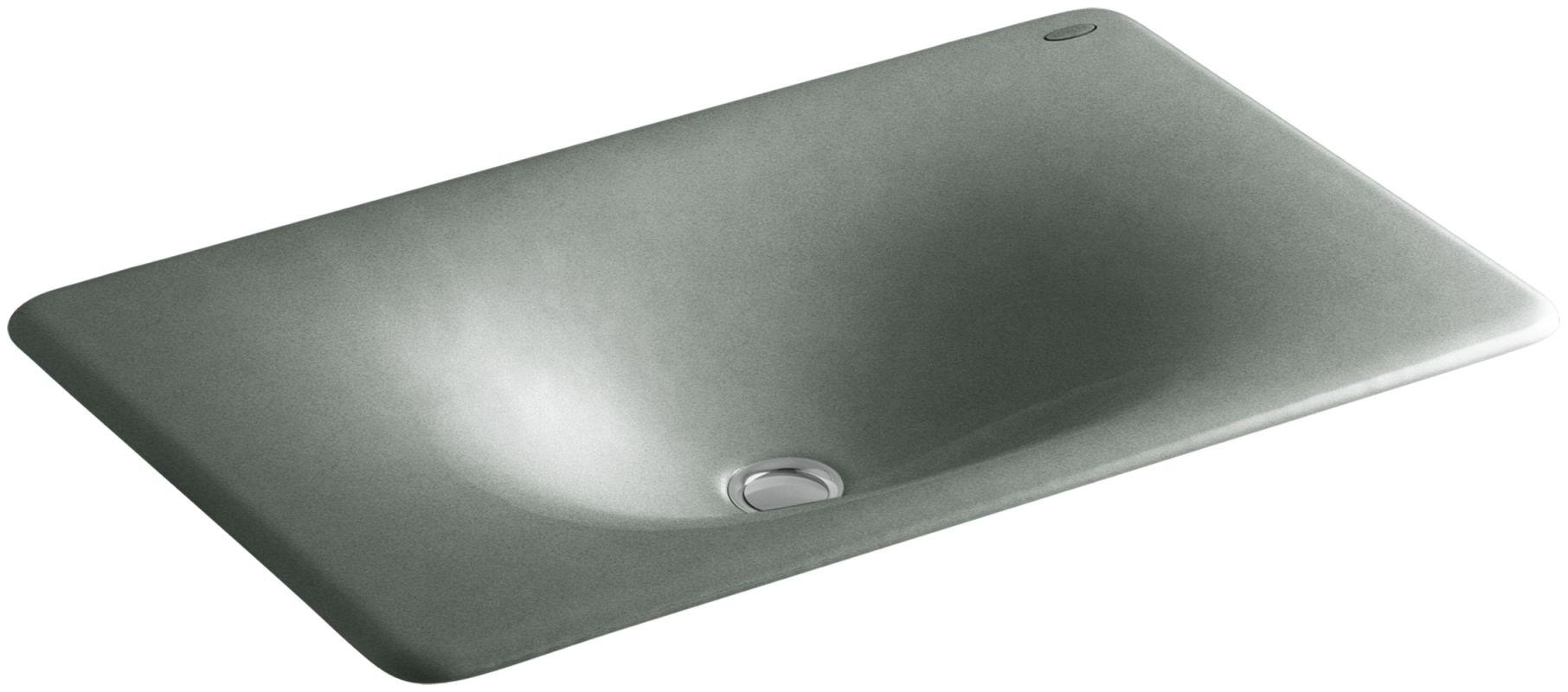 Kohler Cast Iron Tub Cleaner An Apron Front Single Bowl