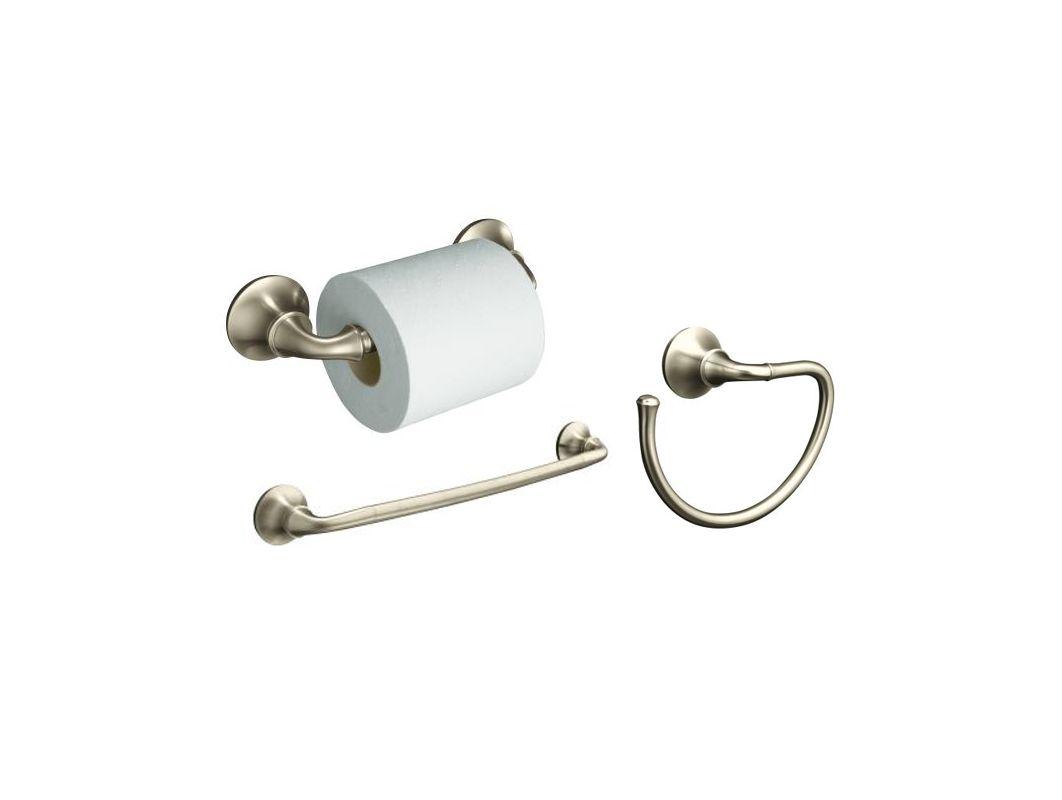 Kohler Forte Good Accessory Pack 1-BN Brushed Nickel - Build.com
