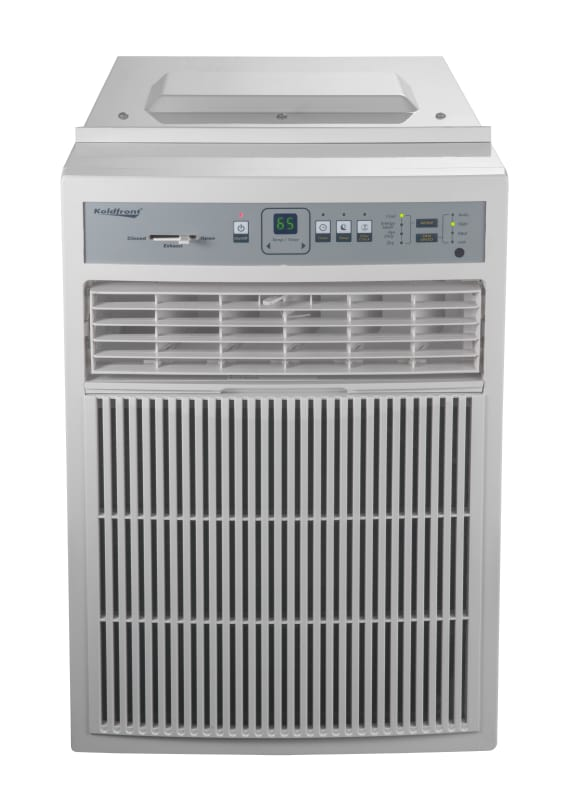 Koldfront CAC8000W 8000 BTU 115V Casement Air Conditioner with Dehumidifier and photo