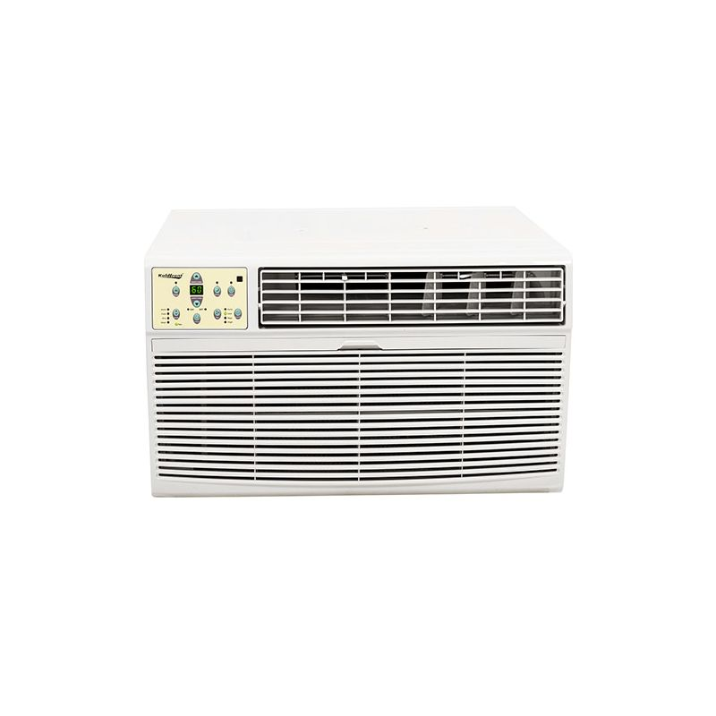 Koldfront WAC18001W 18,500 BTU 208/230V Window Air Conditioner with 16,000 BTU H photo