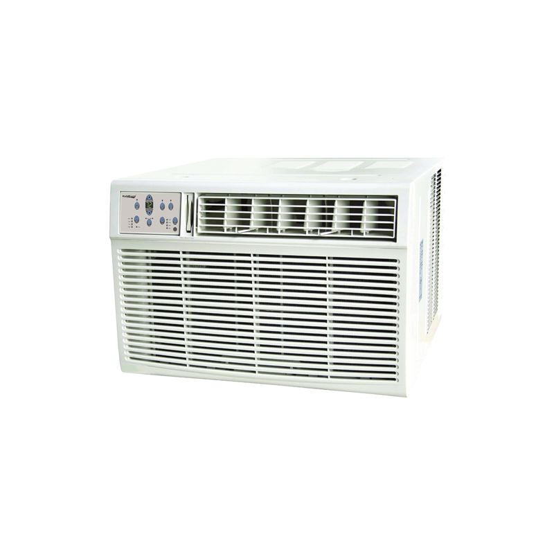 Koldfront WAC25001W 25000 BTU 208/230V Window Air Conditioner with 16000 BTU Hea photo