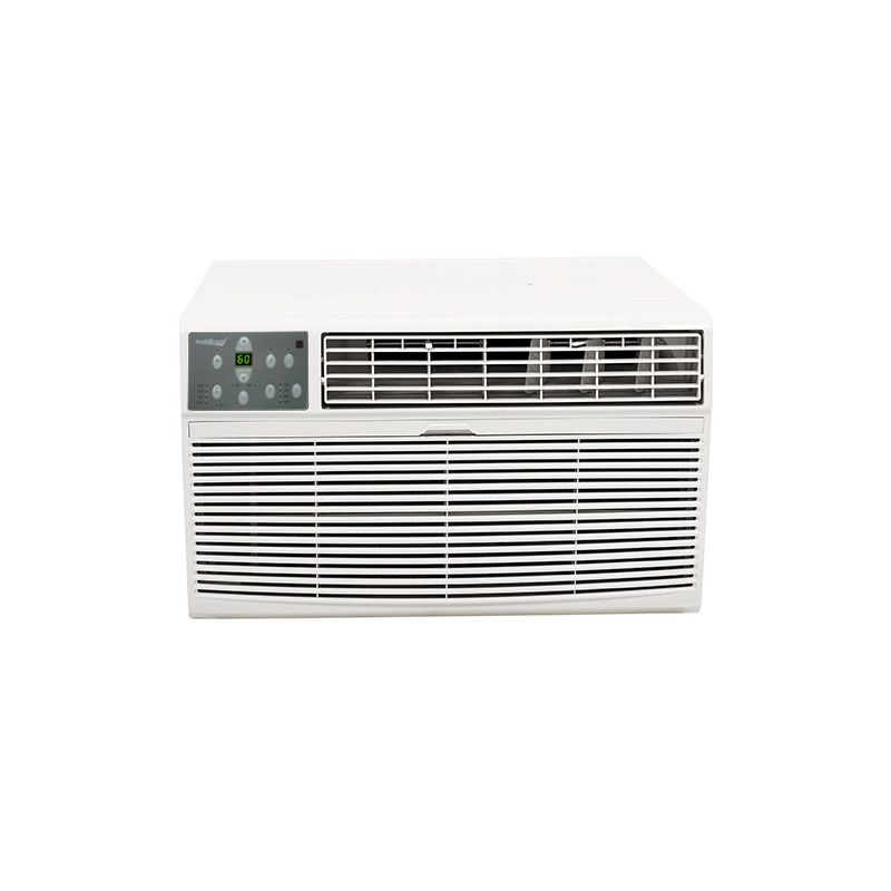 Koldfront WTC8001W 8000 BTU 115V Through the Wall Air Conditioner with 4200 BTU photo