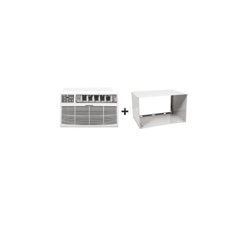 Koldfront WTC10012WCO230VSLV 10,000 BTU 230 Volt Through-the-Wall Air Conditione photo
