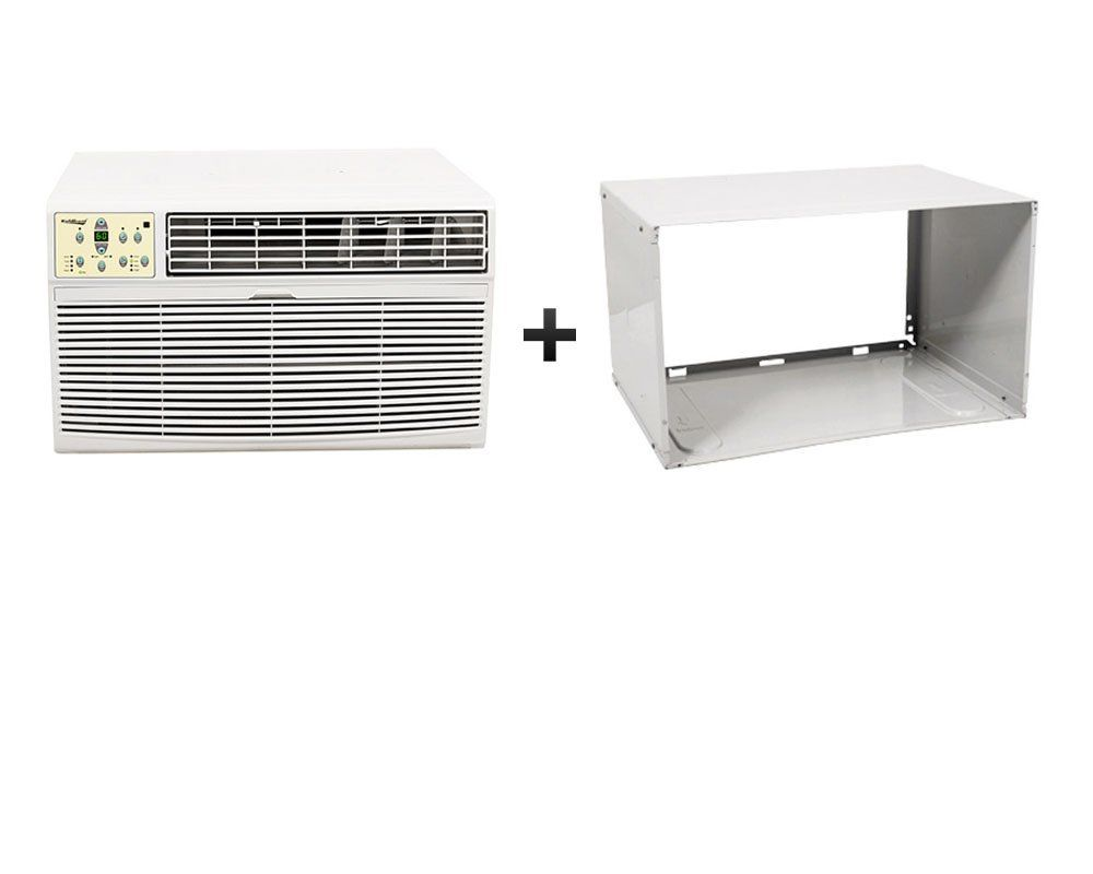Koldfront WTC12001WSLV 12000 BTU 220V Through the Wall Air Conditioner with 1060 photo