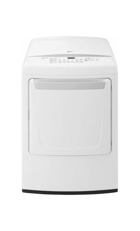 LG DLE1501 27 Inch Wide 7.3 Cu. Ft. Energy Star Rated Electric Dryer with NFC Ta photo