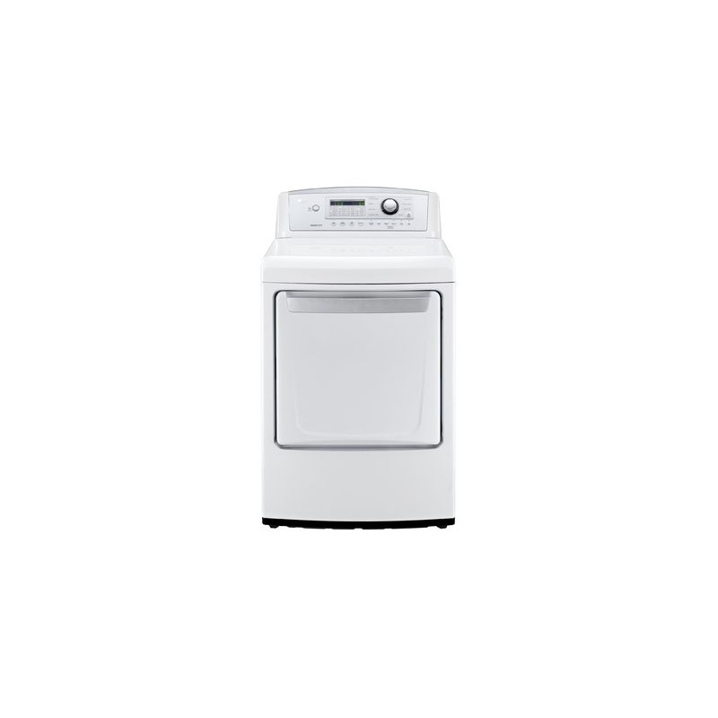 LG DLE4970 7.3 Cu. Ft. Front Load Dryer with Sensor Dry Technology photo