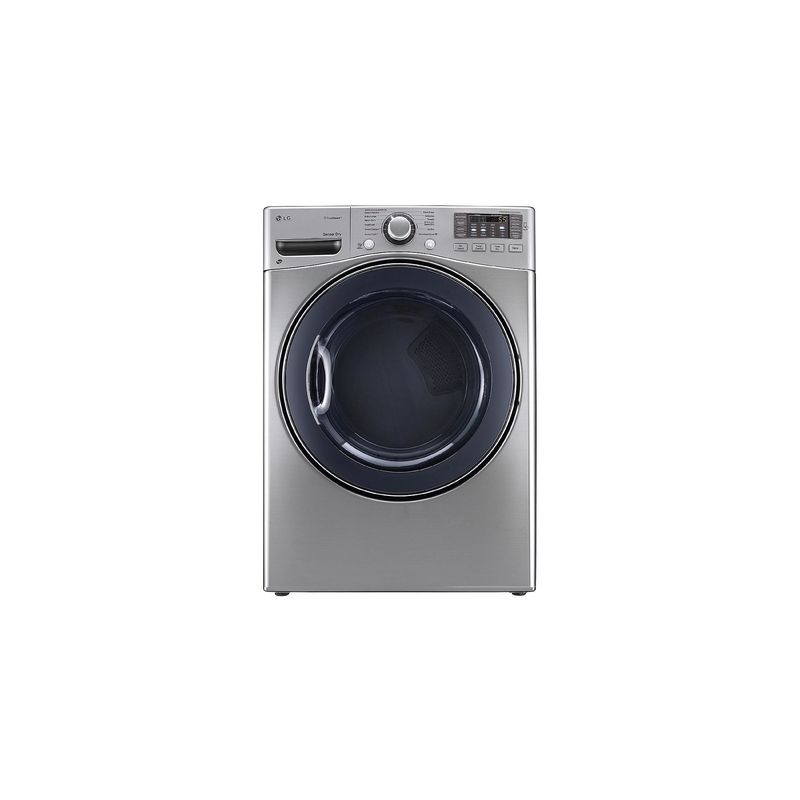 LG DLEX3570 7.4 Cu. Ft. Ultra Large Capacity Electric Dryer with TrueSteam™ Tech photo
