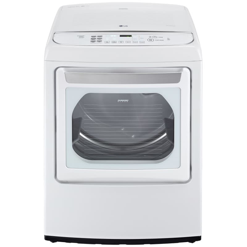 LG DLGY1702E 27 Inch Wide 7.3 Cu. Ft. Energy Star Rated Gas Dryer with EasyLoad photo