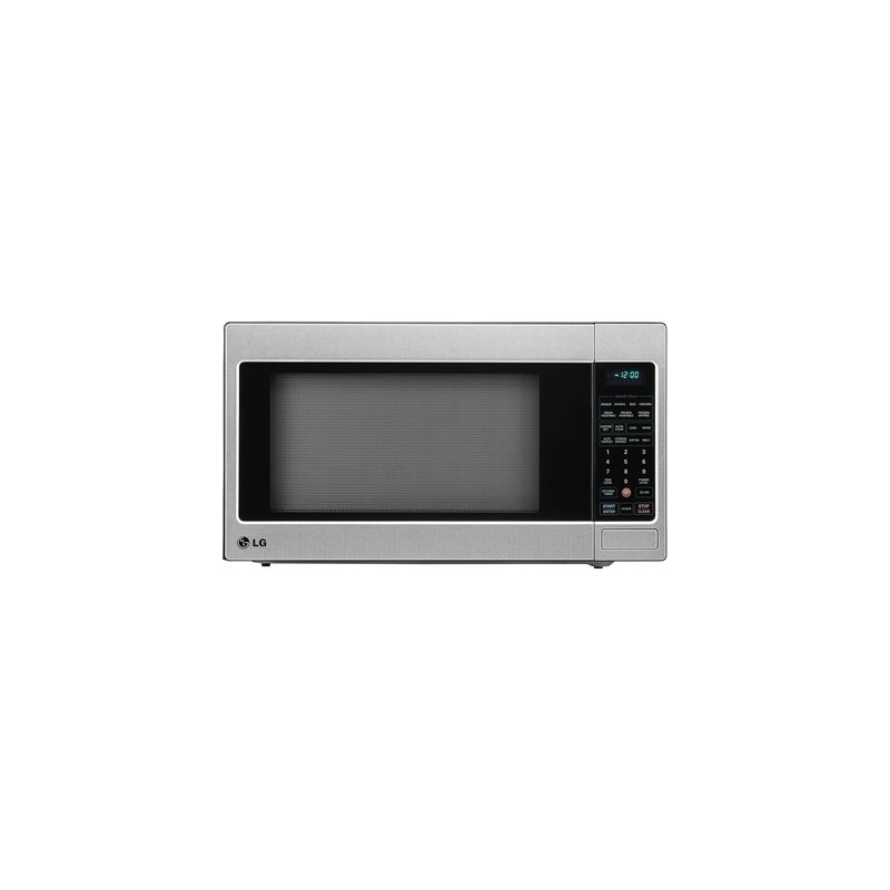 LG LCRT2010ST 2.0 Cu. Ft. Countertop Microwave Oven with TrueCookPlus™ and EasyC photo