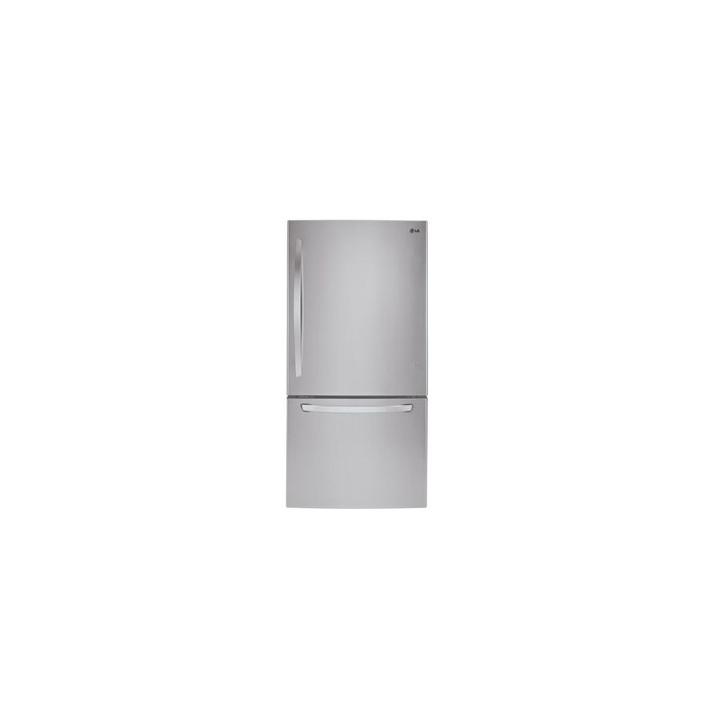 LG LDCS22220 30 Inch Wide 22 Cu. Ft. Energy Star Rated Bottom Mount Refrigerator photo