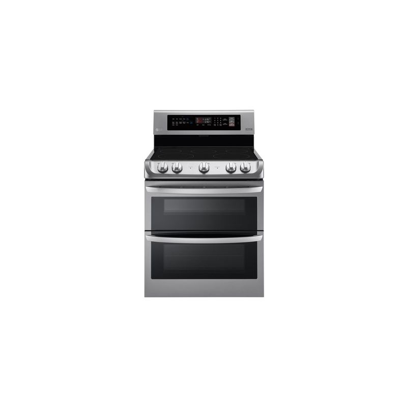 LG LDE4411 30 Inch Wide 7.3 Cu. ft. Freestanding Electric Range with Double Oven photo