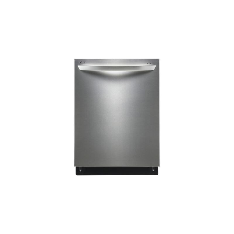 LG LDF8764ST Fully-Integrated SteamDishwasher™ with EasyRack™ Plus photo