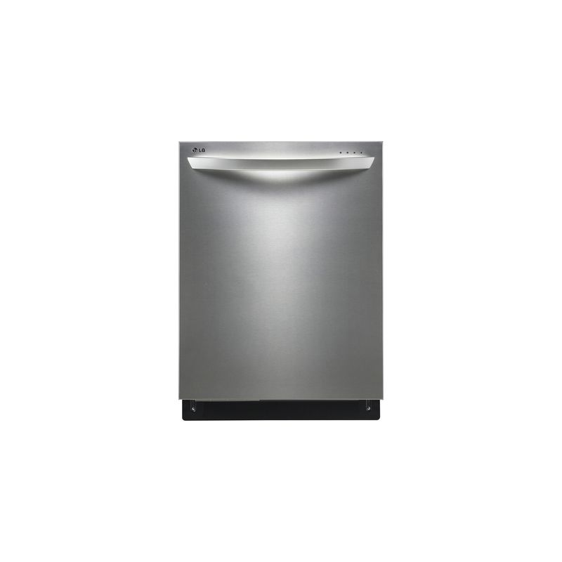 LG LDF8874ST Fully-Integrated SteamDishwasher™ with Third Rack photo