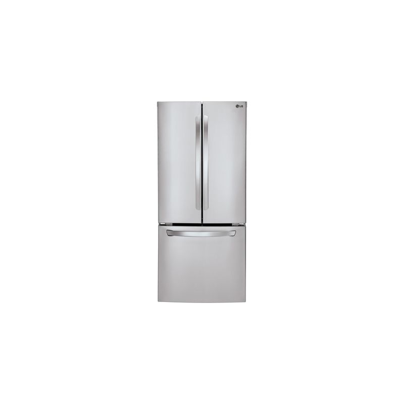 LG LFC22770 30 Inch Wide 21.8 Cu. Ft. Energy Star Rated French Door Refrigerator photo