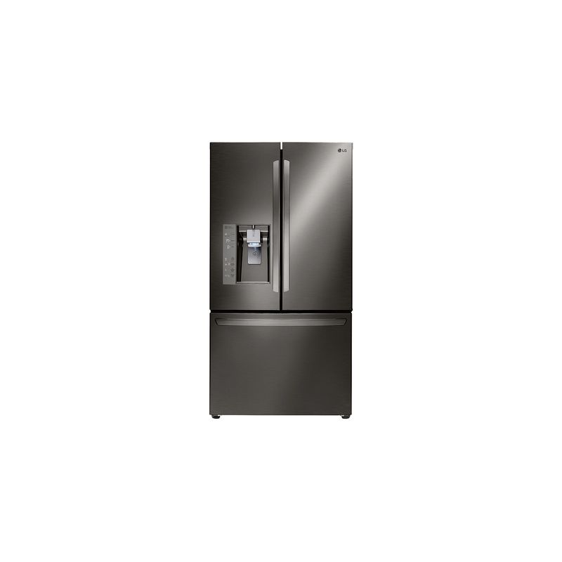 LG LFXC24726 36 Inch Wide 24 Cu. Ft. Energy Star Rated Counter Depth French Door photo