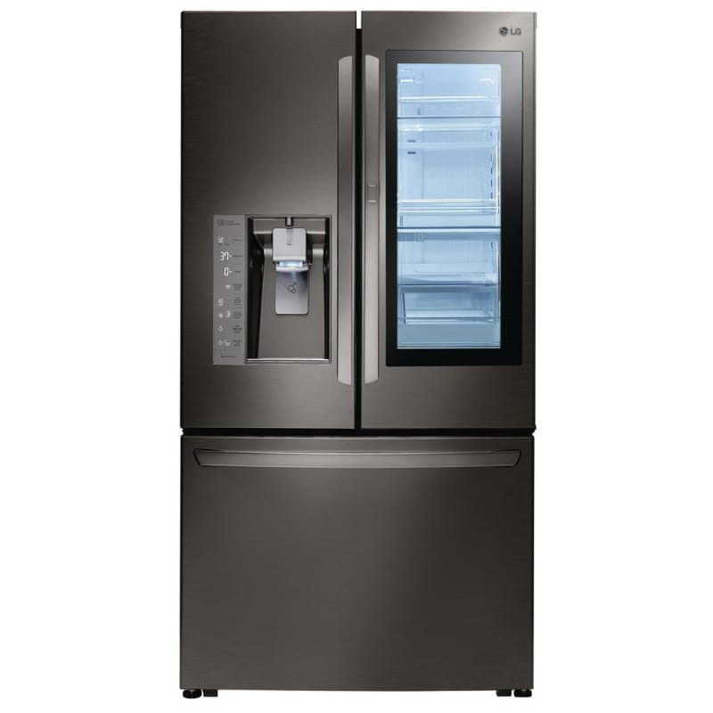 LG LFXC24796 36 Inch Wide 23.5 Cu. Ft. Energy Star Rated French Door Refrigerato photo