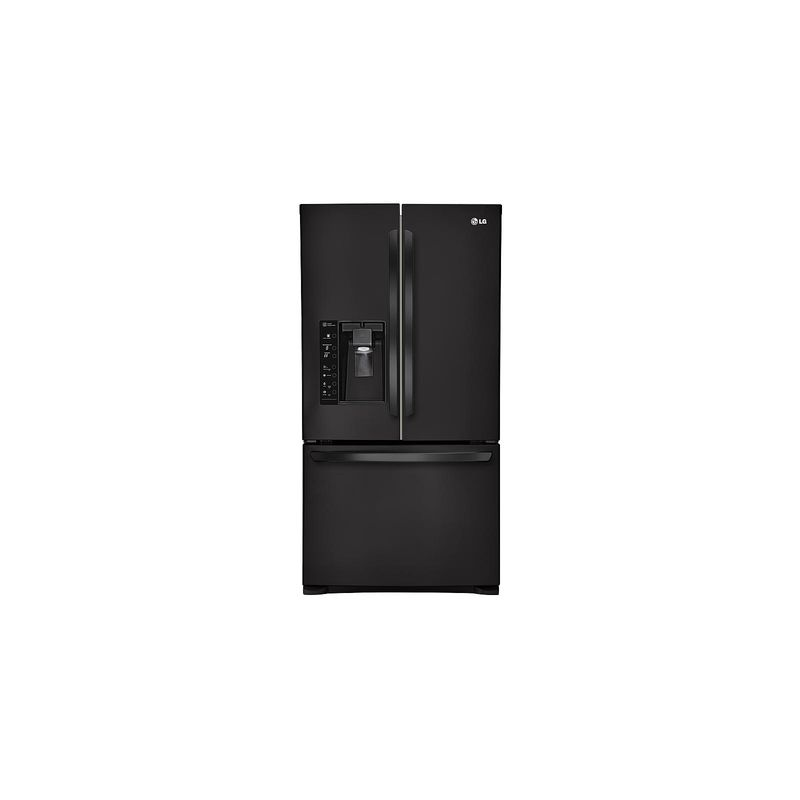 LG LFXS29626 36 Inch Wide 28.7 Cu. Ft. Energy Star Rated French Door Refrigerato photo