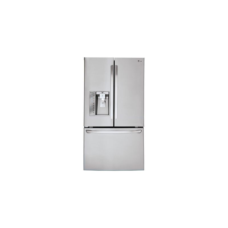 LG LFXS30726 36 Inch Wide 29.8 Cu. Ft. Energy Star Rated French Door Refrigerato photo
