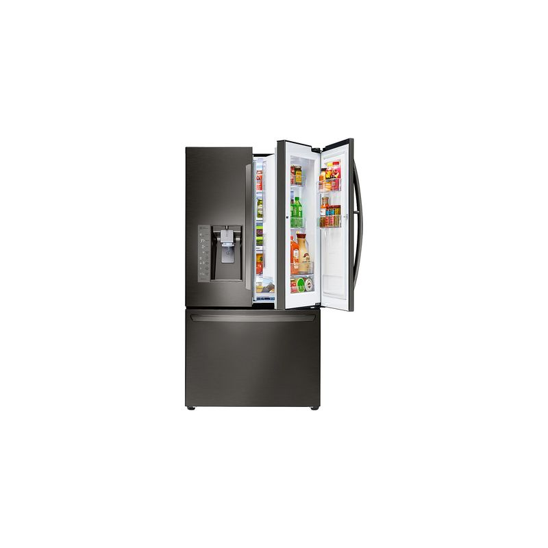 LG LFXS30766 36 Inch Wide 29.6 Cu. Ft. Energy Star Rated French Door Refrigerato photo