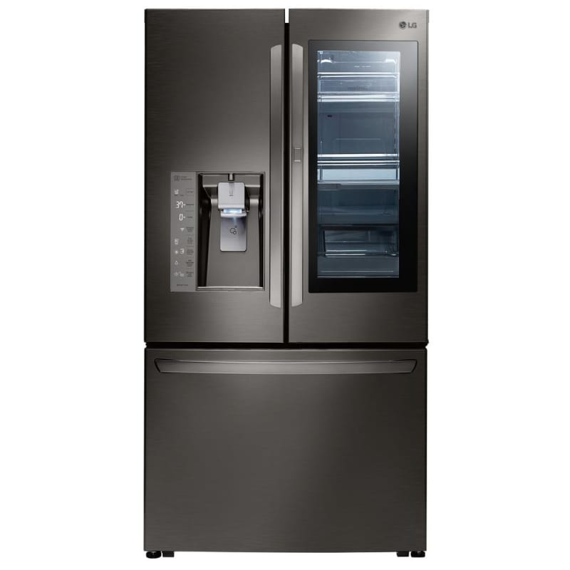 LG LFXS30796 36 Inch Wide 29.7 Cu. Ft. Energy Star Rated French Door Refrigerato photo