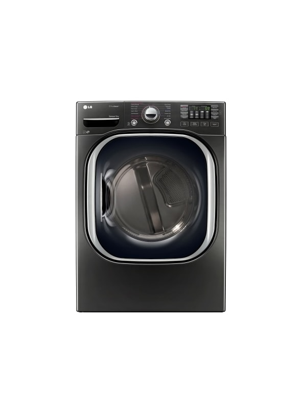 LG DLEX4370 27 Inch Wide 7.4 Cu. Ft. Energy Star Rated Electric Dryer with NeveR photo