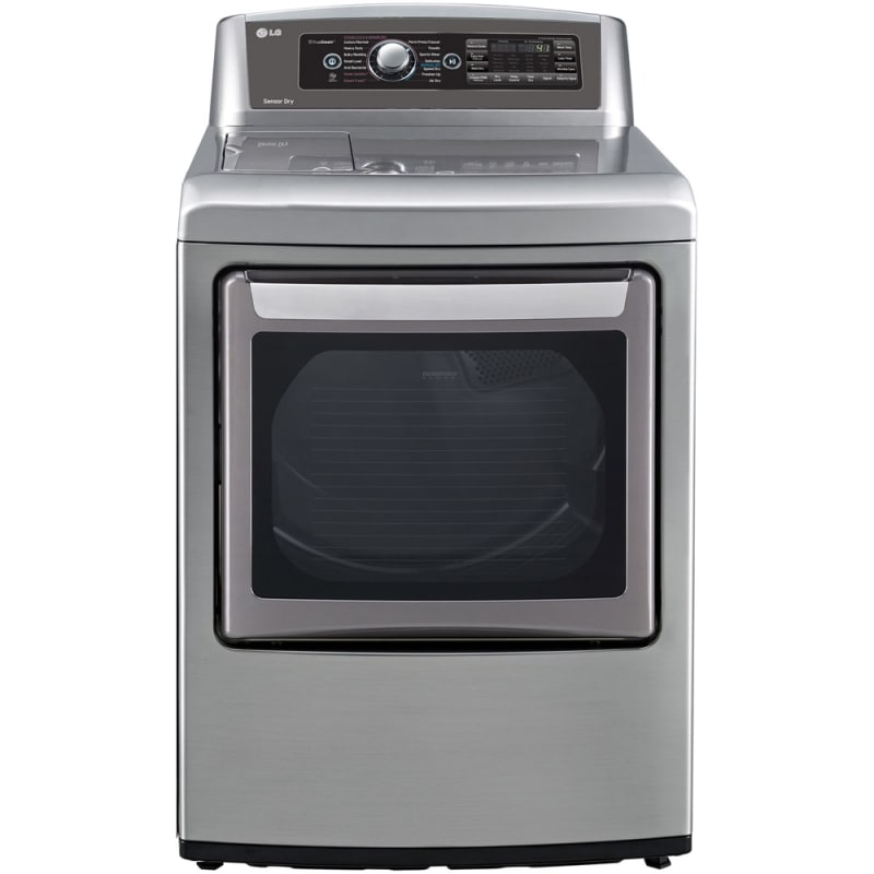 LG DLEX5780E 27 Inch Wide 7.3 Cu. Ft. Energy Star Rated Electric Dryer with Easy photo