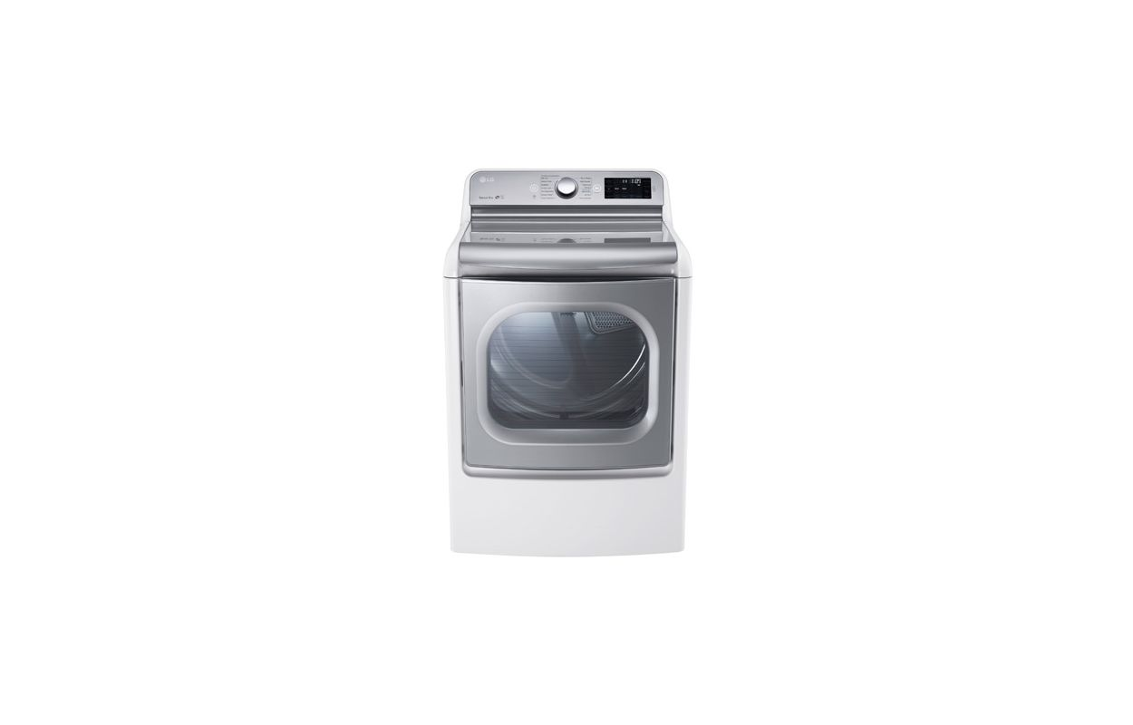 LG DLGX7701E 29 Inch Wide 9 Cu. Ft. Gas Dryer with EasyLoad Door photo