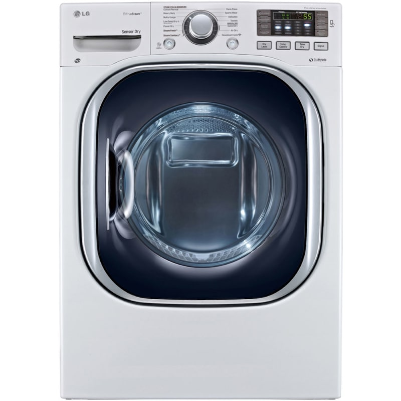 LG DLHX4072 27 Inch Wide 7.4 Cu. Ft. Energy Star Rated Electric Dryer with EcoHy photo