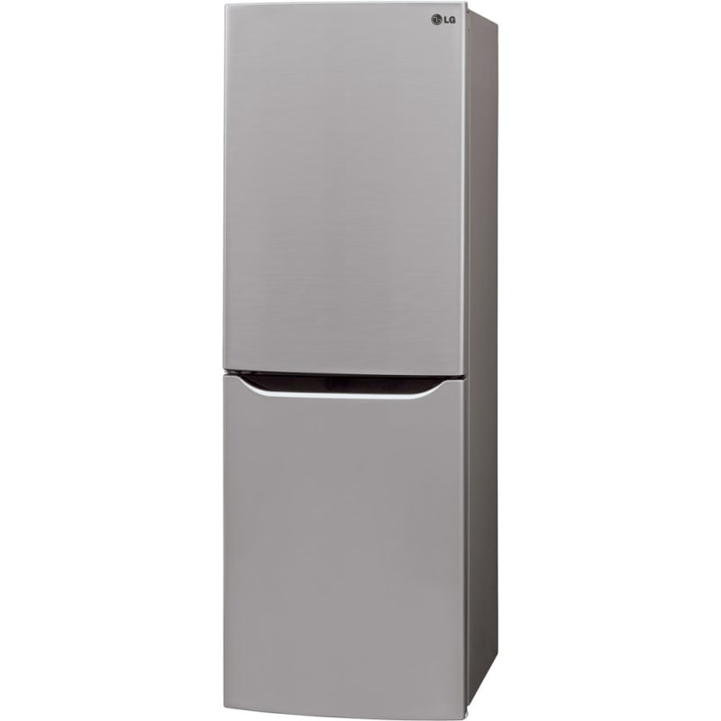 LG LBNC10551 24 Inch Wide 10.1 Cu. Ft. Bottom Mount Refrigerator with Multi-Air photo