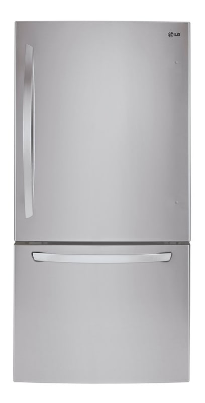 LG LDCS24223 33 Inch Wide 24 Cu. Ft. Energy Star Rated Bottom Mount Refrigerator photo