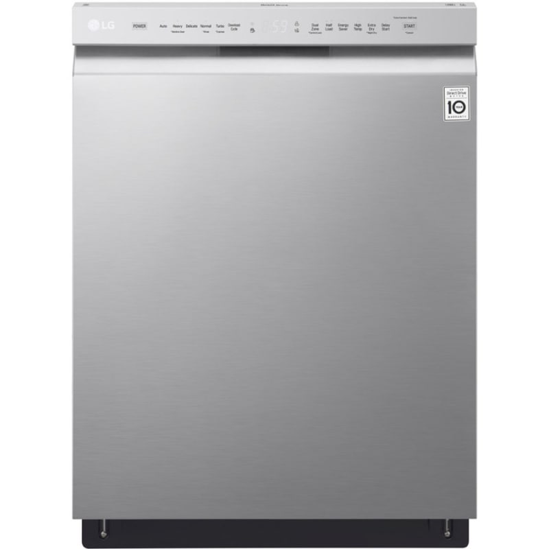 LG LDF5545 24 Inch Wide 15 Place Setting Energy Star Rated Full Console Dishwash photo