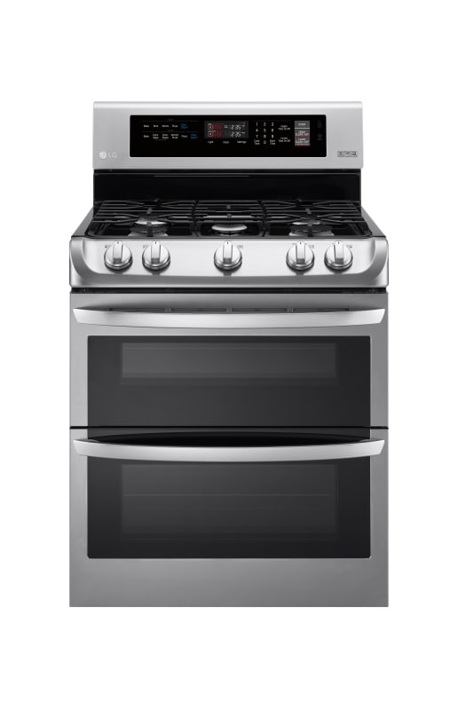 LG LDG4311 30 Inch Wide 6.9 Cu. Ft. Free Standing Gas Range with ProBake Convect photo