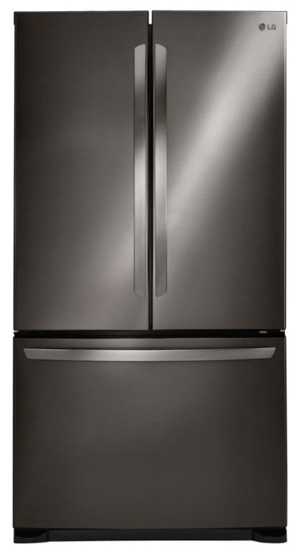 LG LFC21776 36 Inch Wide 21 Cu. Ft. Energy Star French Door Refrigerator with Sm photo