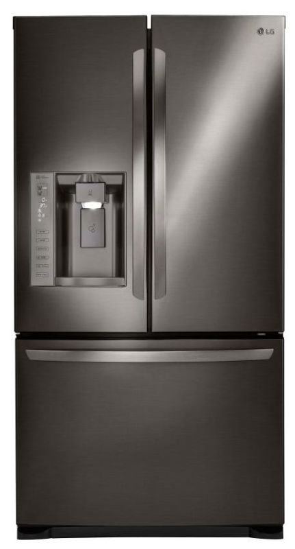 LG LFX25973 36 Inch Wide 25 Cu. Ft. Large Capacity French Door Refrigerator with photo