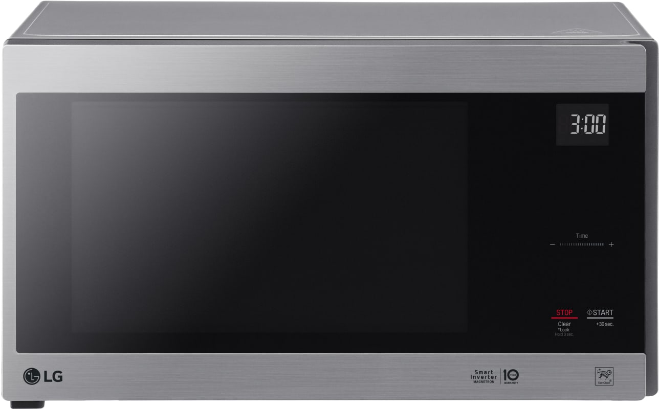LG LMC1575 21 Inch Wide 1.5 Cu. Ft. 1250 Watt Countertop Microwave with Glass To photo