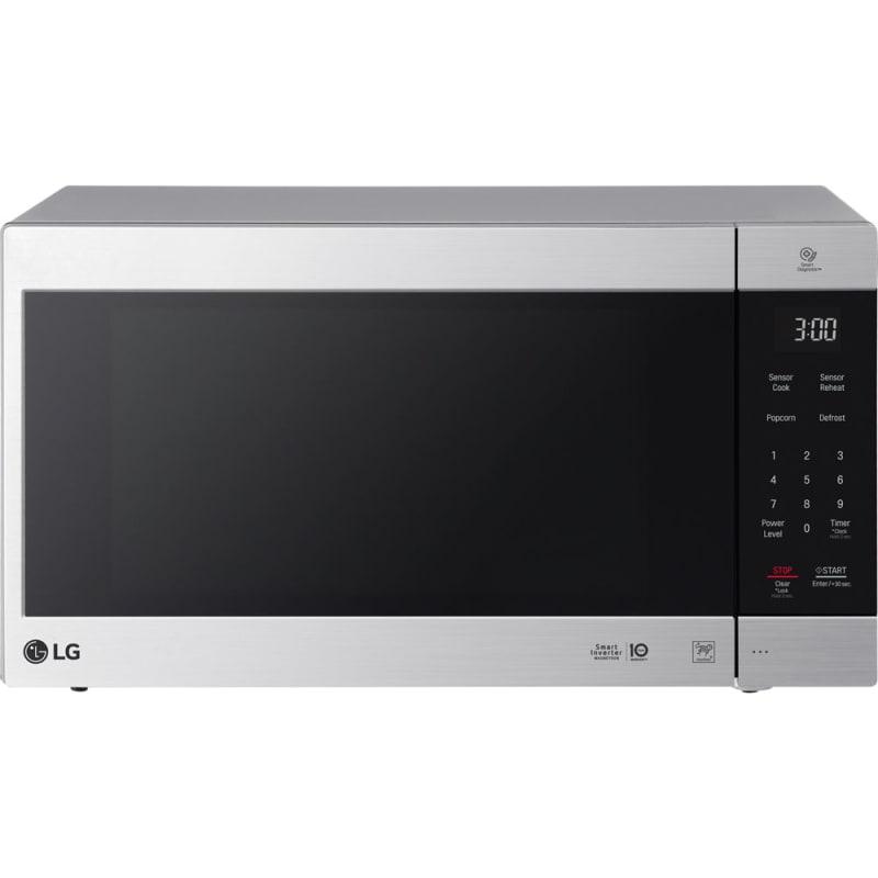 LG LMC2075 24 Inch Wide 2.0 Cu. Ft. 1200 Watt Countertop Microwave with Smart In photo