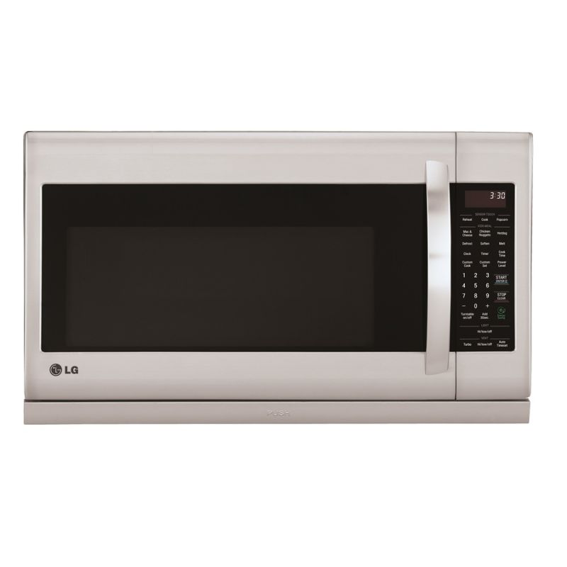 LG LMH2235S 2.2 Cu. Ft. 400 CFM Over-the-Range Microwave with ExtendaVent 2.0 photo