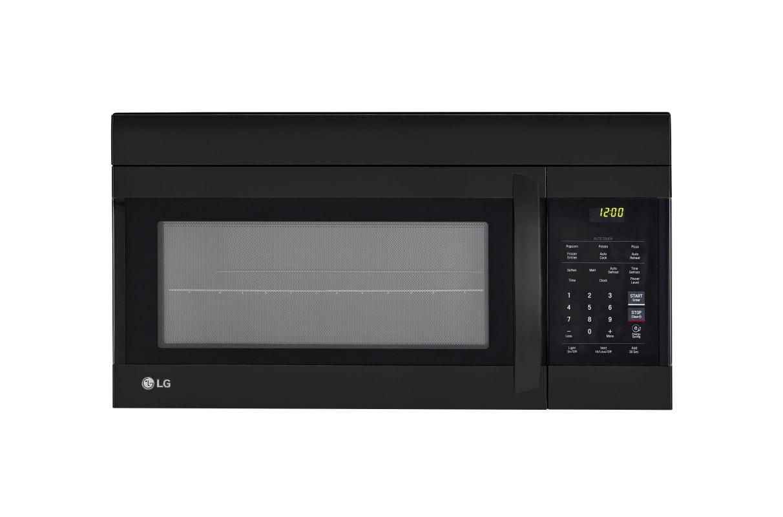 LG LMV1762 30 Inch Wide 1.7 Cu. Ft. 1000 Watt Over-the-Range Microwave with 300 photo