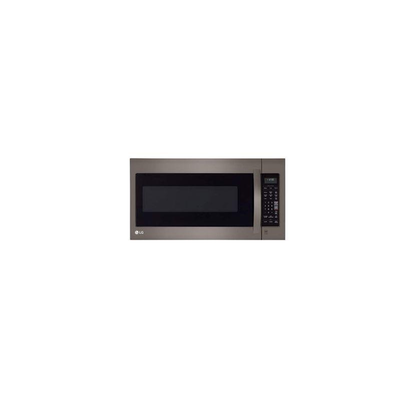 LG LMV2031S 2.0 Cu. Ft. 400 CFM Over-the-Range Microwave with Sensor Cooking photo