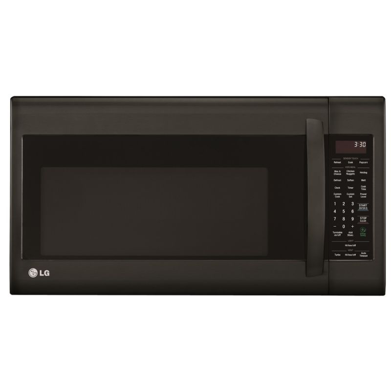 LG LMV2031S 2.0 Cu. Ft. 400 CFM Over-the-Range Microwave with Sensor Cooking photo