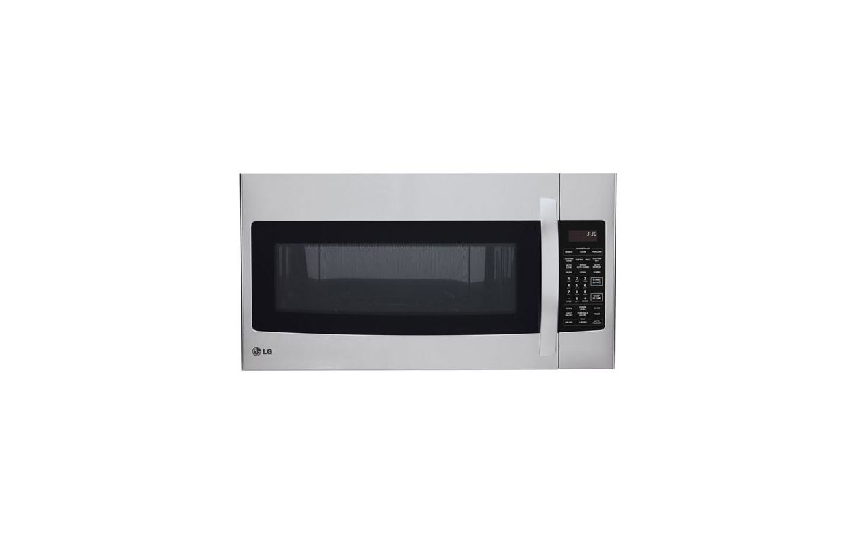 LG LMVH1711ST 1.7 Cu. Ft. Over-the-Range Convection Microwave Oven photo