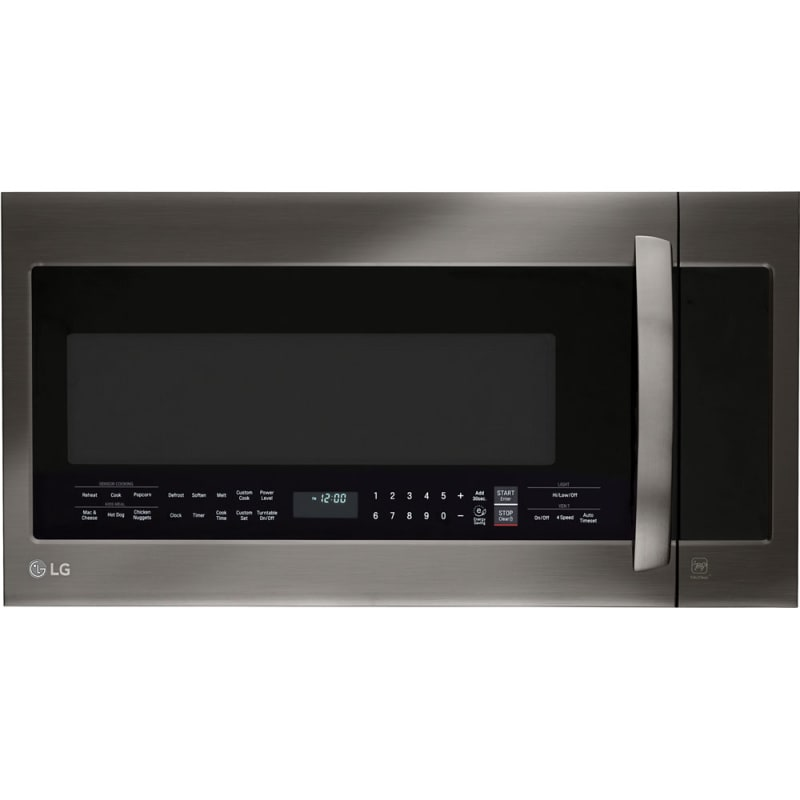 LG LMVM2033 30 Inch Wide 2 Cu. Ft. 1000 Watt Over the Range Microwave with EasyC photo