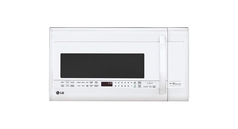 LG LMVM2033 30 Inch Wide 2 Cu. Ft. 1000 Watt Over the Range Microwave with EasyC photo