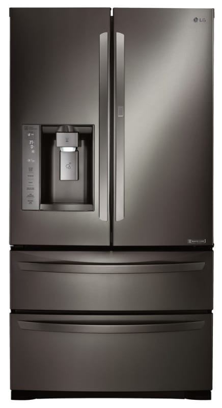 LG LMXS27676 36 Inch Wide 27 Cu. Ft. Energy Star French Door Refrigerator with D photo